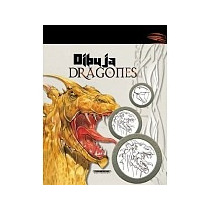 Libro Dibuja Dragones *cj