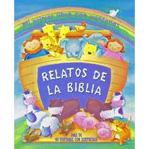 Mi Primer Libro Con Ventanas: Relatos De La Biblia