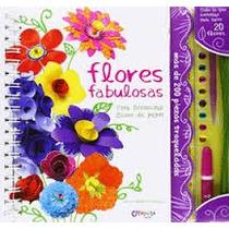 Libro Flores Fabulosas Klutz