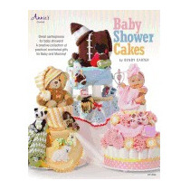 Baby Shower Cakes, Bendy Carter