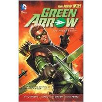Libro Green Arrow Vol. 1: The Midas Touch (the New 52)