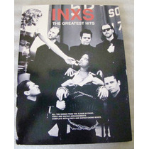 Inxs - The Greatest Hits Tocar Piano, Voice And Guitar.