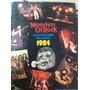 Motley Crue - Tour Book Monster Of Rock 1984