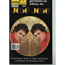 Guitarra Facil Núm. 661 José José