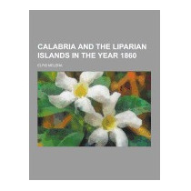 Calabria And The Liparian Islands In The Year, Elpis Melena