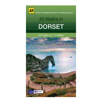 50 Walks In Dorset: 50 Walks Of 2-10 Miles, Ann F Stonehouse