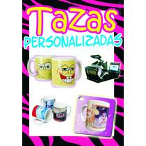 Taza Sublimada 11oz Personalizada Excelente Calidad