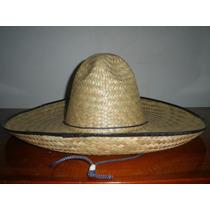 Sombrero Charro 16 Septiembre Palma Mexico Fiesta Economico