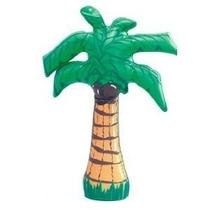 Árbol Inflable - Palma Tropical 18-inch Hawaiana De Lujo
