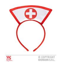 Traje De Enfermera - Señoras Headpiece Médicos Enfermeras