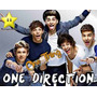 2x1 Invitaciones One Direction Diseñá Tarjetas Cumples Y Mas