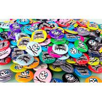 Pack 50 Foto Botones $3.00 C/u Pines Publicitarios 3.2 Cms