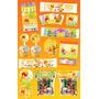 Kit Imprimible Winnie Pooh Personalizado 30 Etiquetas