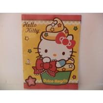Hello Kitty Fiestas 10 Libros Colorear Recuerdos 16 Paginas