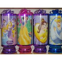 Recuerdos Centros De Mesa !!lamparas Princesas,virgencita,do