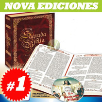 Sagrada Biblia 1 Vol + 1 Cd Rom