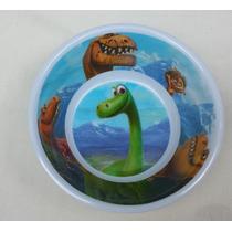 Fiesta Un Gran Dinosaurio Plato Tazon Melamina Como Recuerdo
