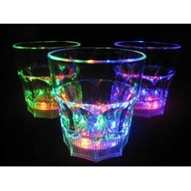 10 Vasos Luminosos Para Whisky
