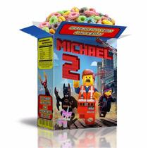 2x1 Kit Imprimible Lego Powerpoint 100% Editable Invitacion