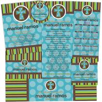 Kit Primera Comunion, Imprimelo Tu/ Invitaciones/bautizo