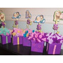 Centros De Mesa Babyshower, Bautizo, Cumpleaños
