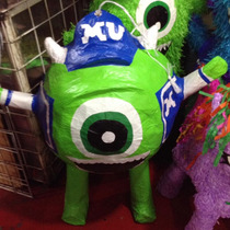 Mike Monster Inc Piñata Para Fiesta