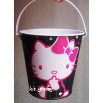 Cubetita De Hello Kitty, P/centro De Mesa, Regalos, Original