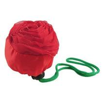 12 Bolsas Ecológicas Forma De Rosas Rojas