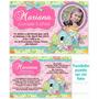 Invitaciones Cumpleaños Bautizo Baby Shower Kit Imprimible