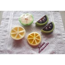 Jabones Artesanales De Glicerina ( Frutas )
