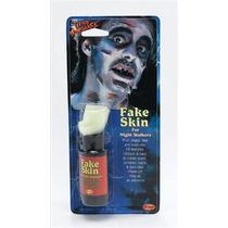 Piel Fake - Maquillaje Látex Líquido De Disfraces De Hallo