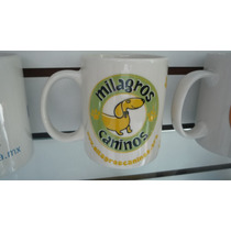 Promocionales Taza Blanca Sublimada,foto,regalo,serigrafia