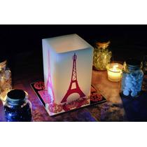 10 Centros De Mesa De Torre Eiffel Aluzza