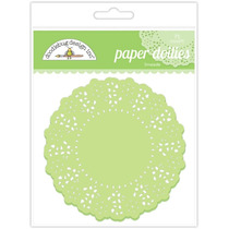 Blondas Scrapbook Decoracion Paper Doilies Doodlebug Colores