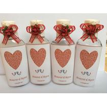 Botellas Crema O Gel Antibacterial, Baby Shower, Bautizo, Xv