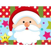 Mega Kit Imprimible Navidad Invitaciones, Etiquetas Cajitas