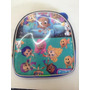 Lote 10 Mochilas Dulceros Bubble Guppies