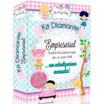 Kit Imprimible Empresarial Candy Bar Patrones + De 100 Kits