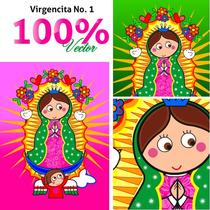 Virgencitas Y Santitos Para Imprimir A Gran Escala Vol.1