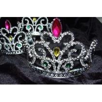 10 Corona Princesa Reina Disfraz Fiesta Cumpleaños Juguete