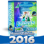 Kit Imprimible Frozen Fever Invitaciones Candybar Nuevo 2016