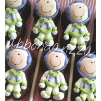 Galletas Decoradas Toy Story Woody Buz Mamuts Bubulubus