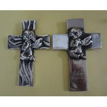 Cruces De Pewter Niña O Niño Bautizo 3 Años Comunión