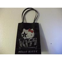 Hello Kitty Kizz Fiestas 12 Bolsas Dulceros Recuerdos Bolo