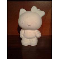 Recuerdos, Centros De Mesa Hello Kitty Alcancias Paq. 60 Pza