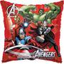 Globo Avengers Paquete 10 Pzas 9 Pulgadas Centro De Mesa