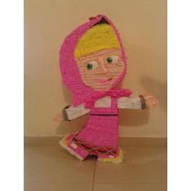 Piñata Masha, Masha Y El Oso, Caricaturas