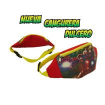 10 Cangurera Dulcero X 190 Personalizado Para Tu Fiesta
