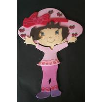 Figura Foamy Rosita Fresita Con Austin Backyardigans Fomi 10