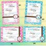 Invitaciones Baby Shower Jirafa-invitaciones Infantiles